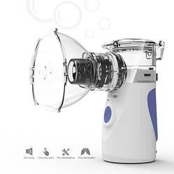 Меш небулайзер CZ Medical Tech YM-252 Ингалятор с двумя масками и мундштуком
