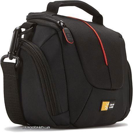Рюкзак, сумка Case logic DCB304K Black для фото и видеокамер