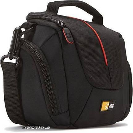 Рюкзак, сумка Case logic DCB304K Black для фото и видеокамер, фото 2