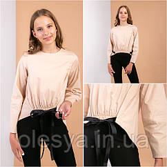 Блузка для девочек Dafnie ТМ BrilliAnt Размеры 134- 164 Новинка!