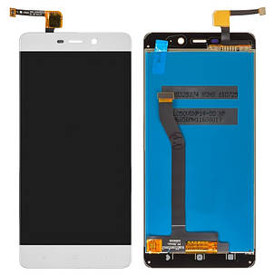 Модуль (дисплей+сенсор) для Xiaomi Redmi 4 PRO, Redmi 4 Prime білий, фото 2