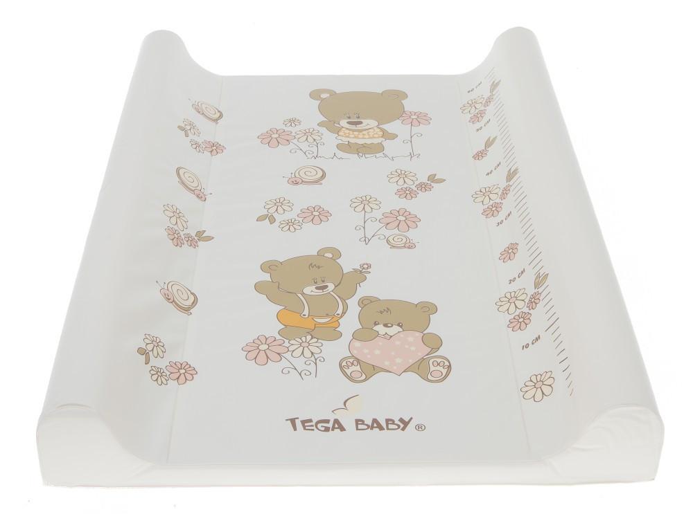 Чехол для пеленального матрасика Tega Baby Мишки