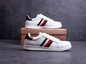 Мужские белые кроссовки Джакарт