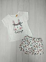 Пижама на девочку с рисунком Bembi р.104-122