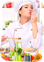🔥 Ручная овощерезка мультислайсер Kitchen Master для овощей и фруктов фрукторезка терка, фото 1