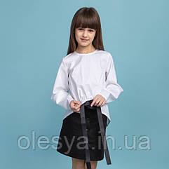 Блузка для девочек Dafnie ТМ BrilliAnt Размеры 128- 158 Новинка!