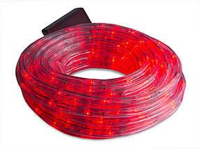 Дюрлайт светодиодная гирлянда шланг 240Led 10метров внутренний / внешний - уличный красный Red
