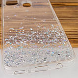 TPU чехол Star Glitter для Samsung Galaxy M30s / M21, фото 3