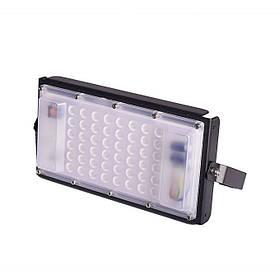 Прожектор светодиодный уличный LTL 50w smd 48 6000k ip66