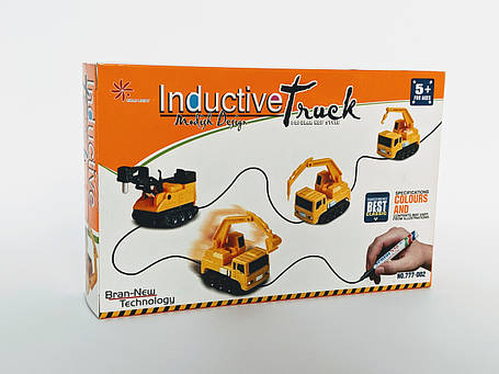 Inductive Truck Индукционная машинка, фото 2