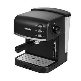 Кофеварка эспрессо Mesko MS 4409 black 15 Bar
