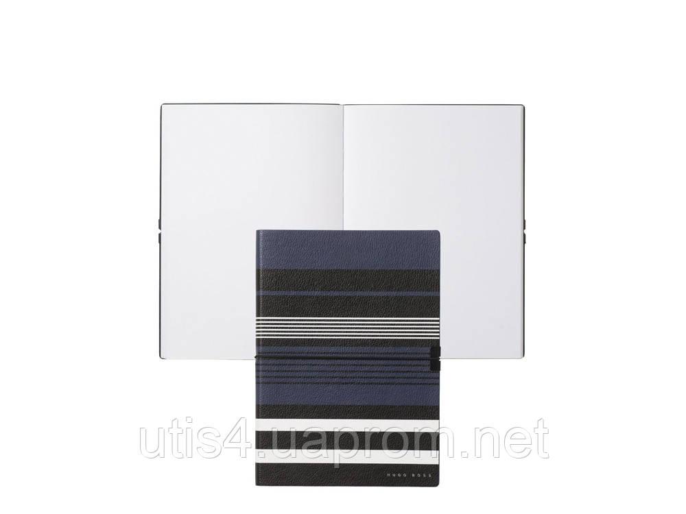 Купить Блокнот формата А5 Storyline Stripes Blue