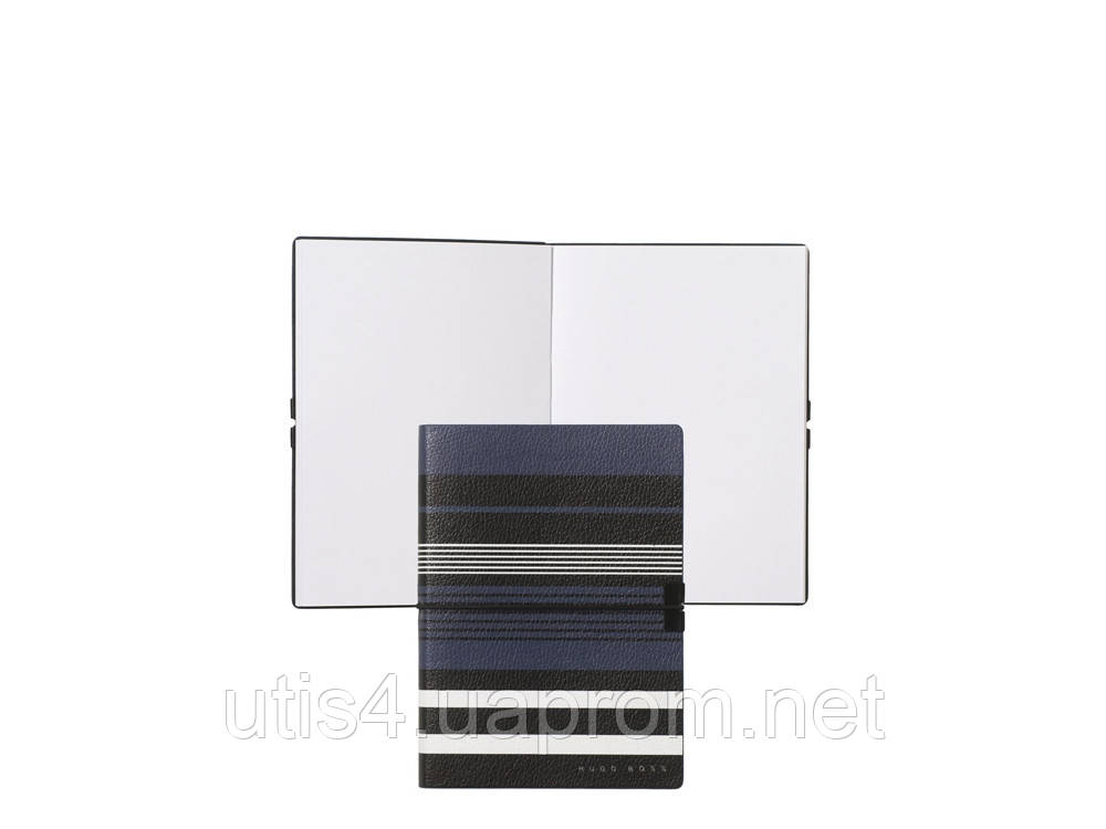 Купить Блокнот формата А6 Storyline Stripes Blue