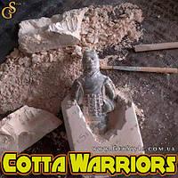 """Фігурка раскопай сам - """"Cotta Warriors"""""""