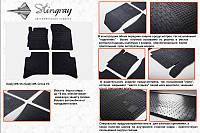 Geely MK Cross Резиновые коврики (4 шт, Stingray Premium)