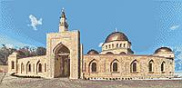 Мечеть Ар-Рахма.Схема полной вышивки бисером