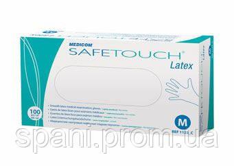 Medicom Перчатки латексные опудренные размер XS, 100 шт.