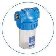 """Корпус фильтра 5"""" c лат. резьбой 1/2""""Aquafilter FHPR5-12"""