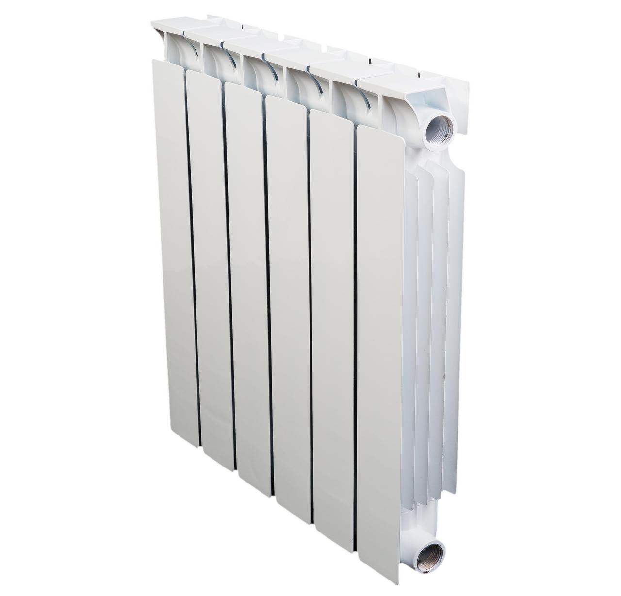 Радиатор биметаллический АЛТЕРМО (ЛРБ) 500 - 10 секций