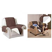 Sale! Покрывало двухстороннее для кресла Couch Coat, фото 3