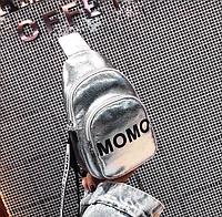 Сумка бананка WOW Момо Нагрудна міська через плече Арт.04876, фото 1