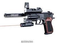 Пистолет пневматический с прицелом SP-3A