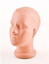 Манекен объемный голова женская