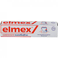 Зубная Паста Elmex Menthol Free 75мл