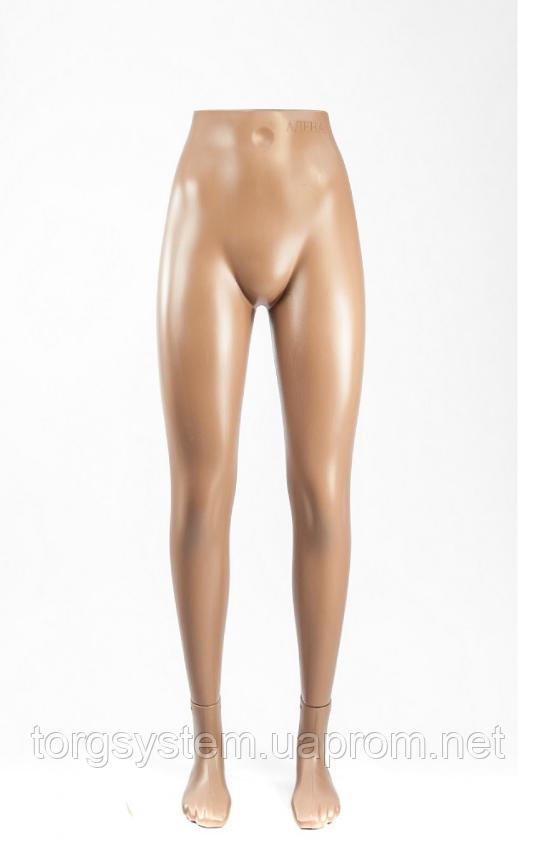 """Манекен об'ємний ноги жіночі джинсові """"Олена"""""""