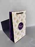 Пакет подарочный  #2(11*18*5), фото 3