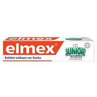 Зубная паста Elmex Junior, от 6-12 лет 75 мл