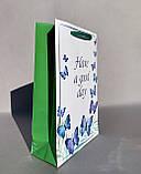 Пакет подарочный  #2(11*18*5), фото 2