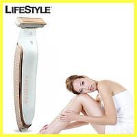 Электробритва для удаления волос с тела New Flawless Body | Триммер для тела, фото 1