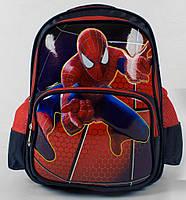 Рюкзак школьный ортопедический 42х39х23см 3D СПАЙДЕРМЕН. Портфель, ранец для мальчика ЧЕЛОВЕК ПАУК