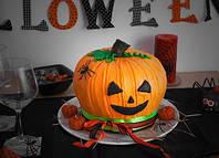 Торты на Хэллоуин Halloween, фото 1