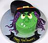 Торты на Хэллоуин Halloween, фото 7