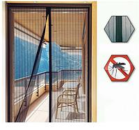 Антимоскитна сітка на двері, магнітна сітка