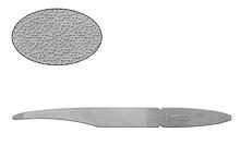 Суцільнометалева лазерна пилка c загнутим кінцем Lady Victory LDV EBG-15 /32-0