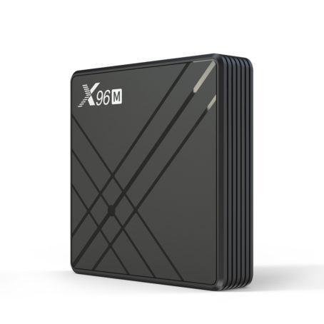 X96M 4/32, Allwinner H603, Android 9, Android TV Box, Смарт ТВ Приставка