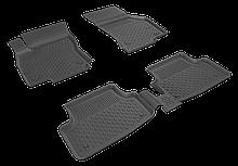 Автомобильные коврики в салон SAHLER 4D для AUDI A3 2013-2020 AU-01