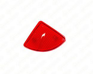 Відбивач в задньому бампері, катафот (R, правий) на Renault Kangoo 2003->2008 - BLIC - 5403-09-029204P