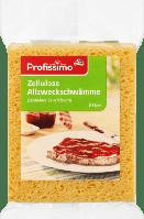 DM Profissimo Allzweckschwamme Zellulose губки универсальные целлюлозные 3 шт., фото 1