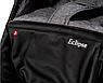 Дитяча прогулянкова коляска CARRELLO Eclipse CRL-12001 + дощовик світло-сірий колір. Дитячий візок, фото 3