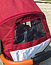 Дитяча прогулянкова коляска CARRELLO Eclipse CRL-12001 + дощовик світло-сірий колір. Дитячий візок, фото 7