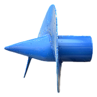 Винт свайный 76 мм