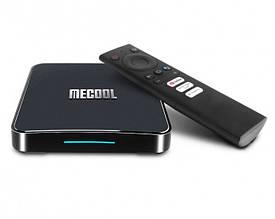 Смарт ТВ-приставка Mecool KM1 4/32 GB S905X3 Smart TV Box