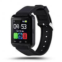 Умные смарт часы Smart Watch ST U8 Черный SCHU8BK, КОД: 1529667