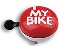 Велосипедный звонок динг-донг GCB-1058S, фото 2