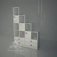 "Стеллаж - перегородка с ящиками ""Лето"", фото 1"