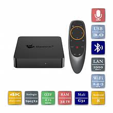 ТВ приставка Beelink GT1 Mini 2 4/64 Gb Amlogic S905X3 Smart TV Box